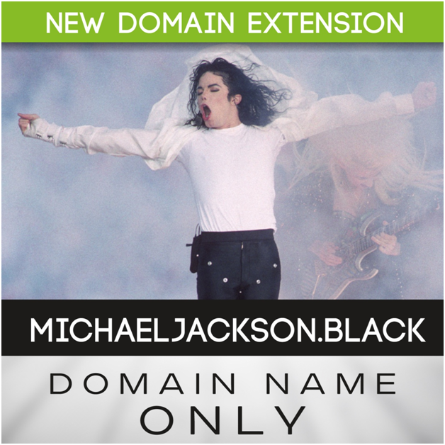 Gold Rush For A Domain Name - Micheal jackson