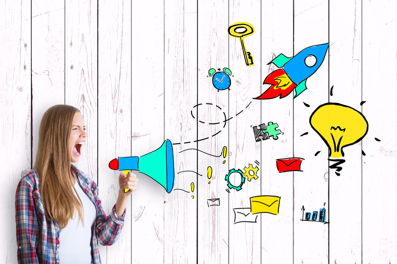 create a voice for your brand